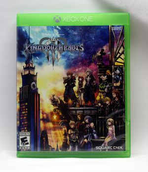 Xbox One Kingdom Hearts 3 Game Disc for Sale in Lauderhill, FL