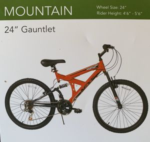 "MOUNTAIN 24"" Gauntlet. for Sale in Alexandria, VA"