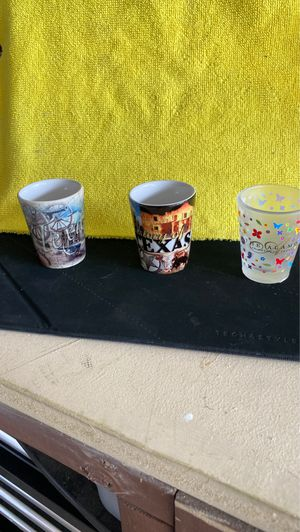Alamo Shot Glass Classic Collection for Sale in Stafford, TX