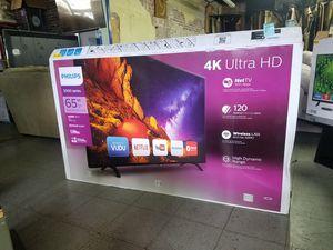 Smart TV 65 inch Philips for Sale in Jacksonville, FL