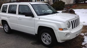 2010 Jeep Patriot for Sale in Plaistow, NH