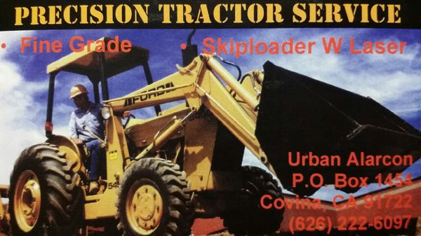 Tractor Wk - Grading, Demos, Weed & Lot Clearing
