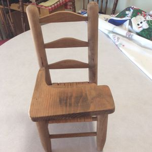 "Desk Chair For 18"" Dolls, Like American Girl Dolls for Sale in Vancouver, WA"