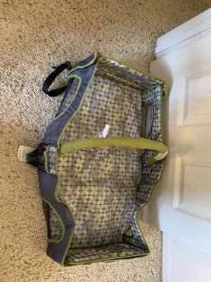 Portable baby crib/bed for Sale in Chula Vista, CA