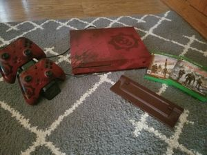 Xbox one s 2tb gears of war edition for Sale in Del Valle, TX