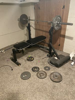 Bench Press for Sale in Denver, CO