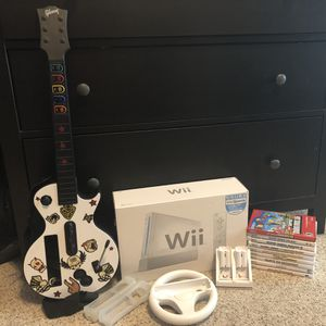 Nintendo Wii bundle for Sale in Orlando, FL