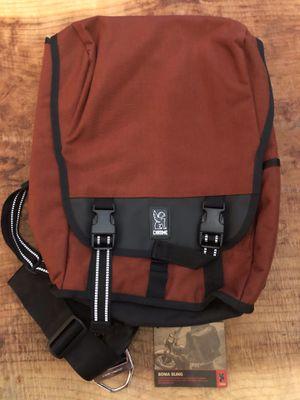 NEW Chrome messenger bag (SOMA) for Sale in Tacoma, WA