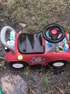 Crawl to walk toddler truck for Sale in St. Cloud, FL