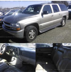 02 Chevy Suburban for Sale in Rockville, MD