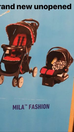 GRACO stroller&carseat brand new unopened FIRM On PRICE for Sale in Edmonds, WA