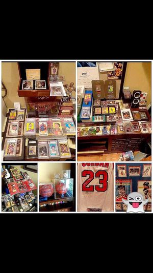 Ultimate Basketball Card Collection. Most Epic Collection and Best Investment Period! for Sale in Los Angeles, CA
