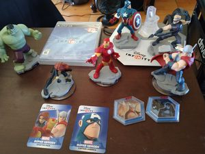 PlayStation Disney infinity marvel super heroes set for Sale in San Diego, CA