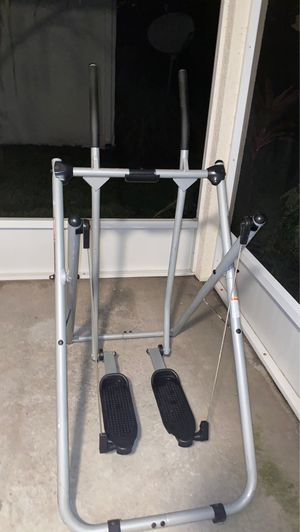 Gazelle Exercise Machine Manual for Sale in Kissimmee, FL