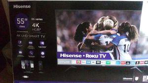 Hisense Tv 55 inch for Sale in Williamsport, PA