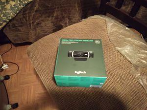 Logitech C922 pro HD stream webcam for Sale in Phoenix, AZ