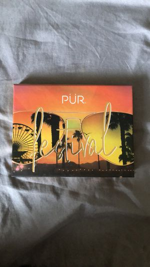PUR Festival Palette for Sale in Lockport, NY