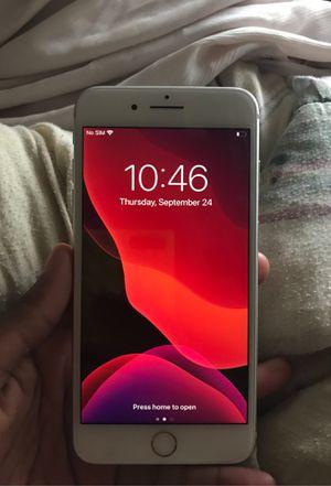 White iPhone 8 Plus for Sale in La Vergne, TN