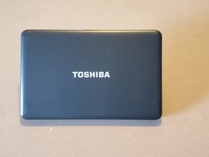Toshiba Laptop Webcam Wifi DVD Microsoft office Installed 4gb ram for Sale in Katy, TX