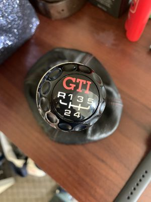 MK3 GTI OEM SHIFT KNOB & BOOT for Sale in Oakland, CA