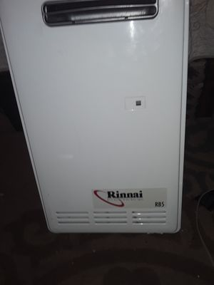 water heater rinnai for Sale in Sanger, CA