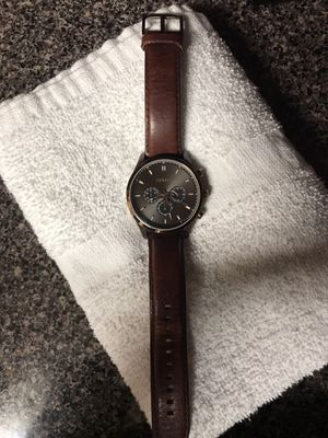 MENS FOSSIL WATCH for Sale in Biloxi, MS