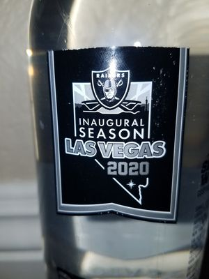 Raiders sports top water bottles for Sale in Henderson, NV