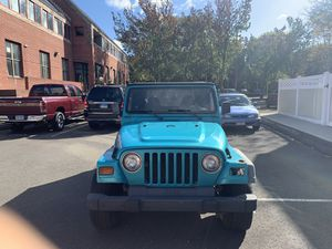 1998 Jeep Wrangler for Sale in New Haven, CT