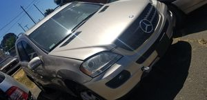 PARTING OUT: 2006 Mercedes Benz ML350 for Sale in Vallejo, CA
