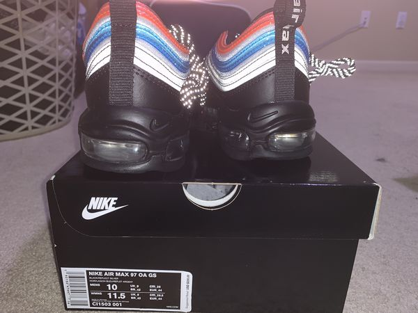 Nike Air Max 97 Seoul for Sale in Seattle, WA OfferUp