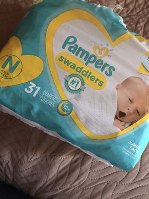 Newborn Diapers for Sale in Long Beach, CA