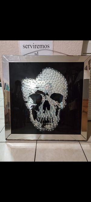 Skeleton Wall Mirror for Sale in Miami, FL