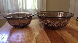Vintage Pyrex nested mixing bowls for Sale in Denver, CO