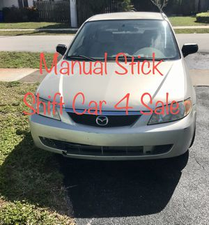 2001 Mazda protege DX 4doors for Sale in Deerfield Beach, FL