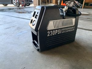 Rechargeable air compressor for Sale in Adelanto, CA