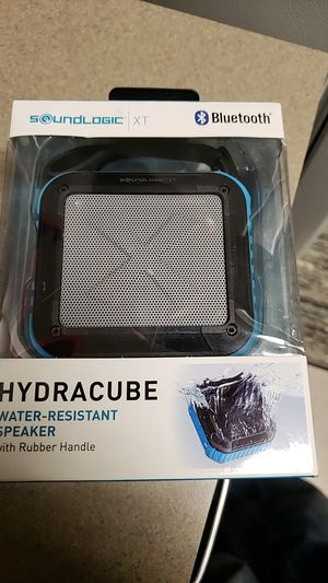 Brand new hydro Q water we just did while the speaker for Sale in Baltimore, MD
