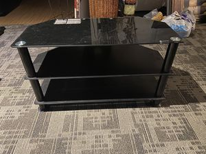Great Glass TV Stand for Sale in Dallas, TX