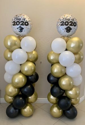 Balloon Columns towers graduation 4th of July Birthday for Sale in Chandler, AZ