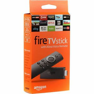 Amazon fire Tv Stick with Alexa voice remote for Sale in Owings Mills, MD