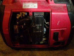 Honda Generator EU2000i for Sale in Chicago, IL