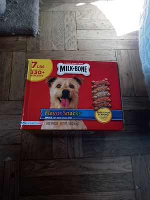Milk bones biscuits for Sale in Brooklyn, NY