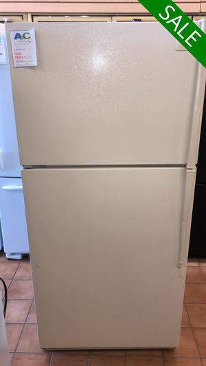FREE DELIVERY!! Whirlpool CONTACT TODAY! Refrigerator Fridge Top Freezer #1481 for Sale in Fort Washington, MD
