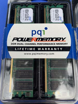 DDR Dual Channel Memory RAM Chips for Sale in E ATLANTC BCH, NY