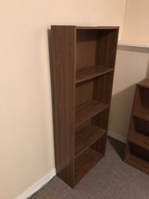 Two bookshelves for $60 for Sale in Bellevue, WA