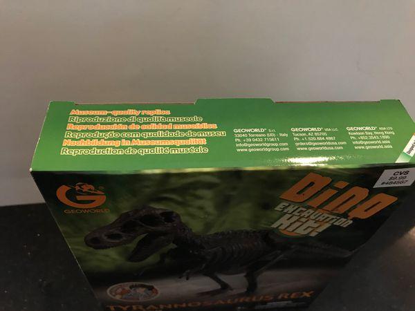 Tyrannosaurs Rex excavation kit