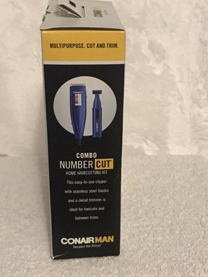 Con air combo hair cutter for Sale in Springfield, TN