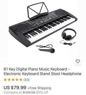 Digital piano for Sale in Houston, TX
