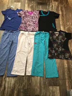 !!REDUCED!! LIKE NEW/WORN ONCE SCRUBS- $35 for all- Sizes in pics for Sale in Paducah, KY