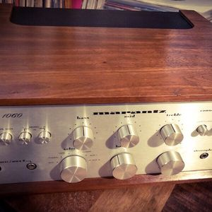 Marantz 1060 Integrated Amplifier for Sale in San Francisco, CA