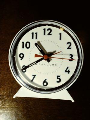 Westclox alarm clock for Sale in Norwalk, CA